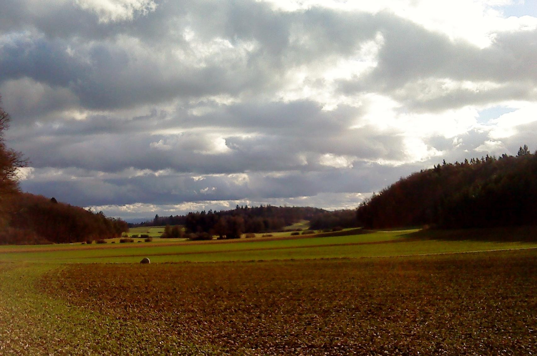 Wo alles begann: das Eschheimertal zwischen Schaffhausen und Beringen im Sommer.